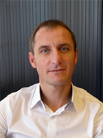 Image of Professor Pascal Marchand