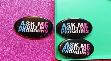 International Pronouns Day