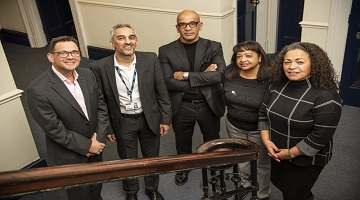 Vice-Chancellor welcomes aspiring leaders from the Black, Asian and Minority Ethnic Communities