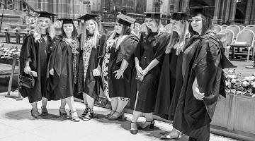 Graduation review: Wednesday 20 November 2019
