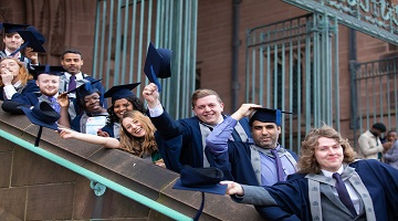 Graduation review: Thursday 21 November 2019