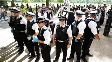 British Academy backs research into COVID policing