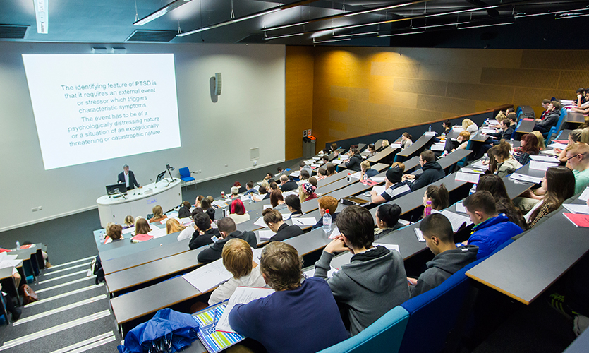 Redmonds Building Lecture Hall