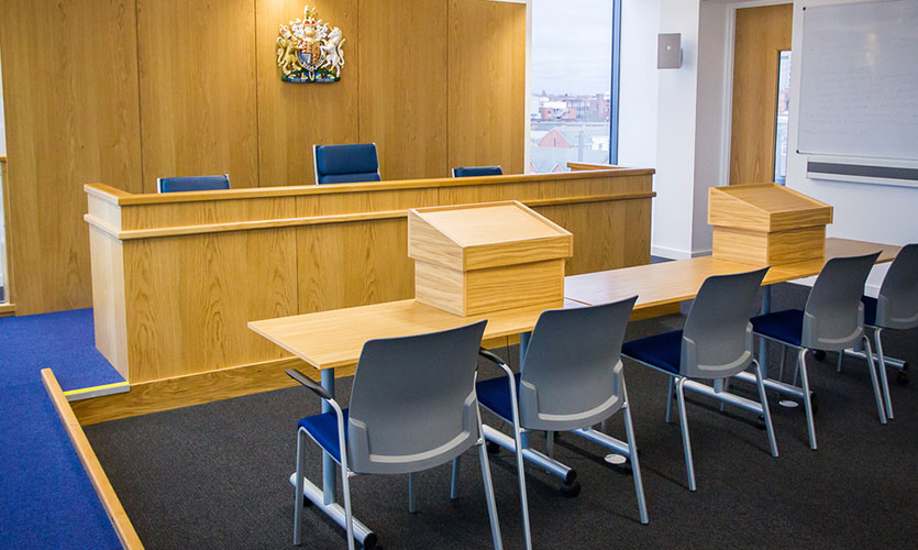 Law Moot Room