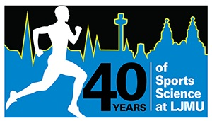 40 Years of Sports Science logo