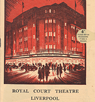Royal Court Theatre Programme