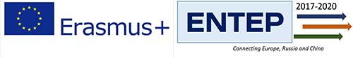 Erasmus+ and ENTEP Logos