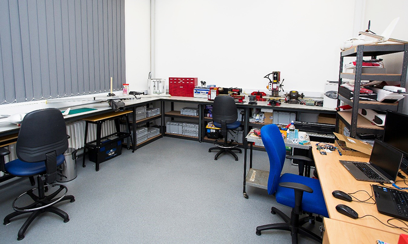 UAV Research Laboratory GERI