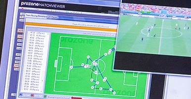 Football match analysis software