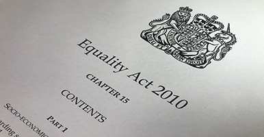 Image of Equality Act 2010