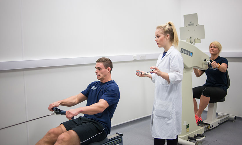 Rowing fitness monitoring